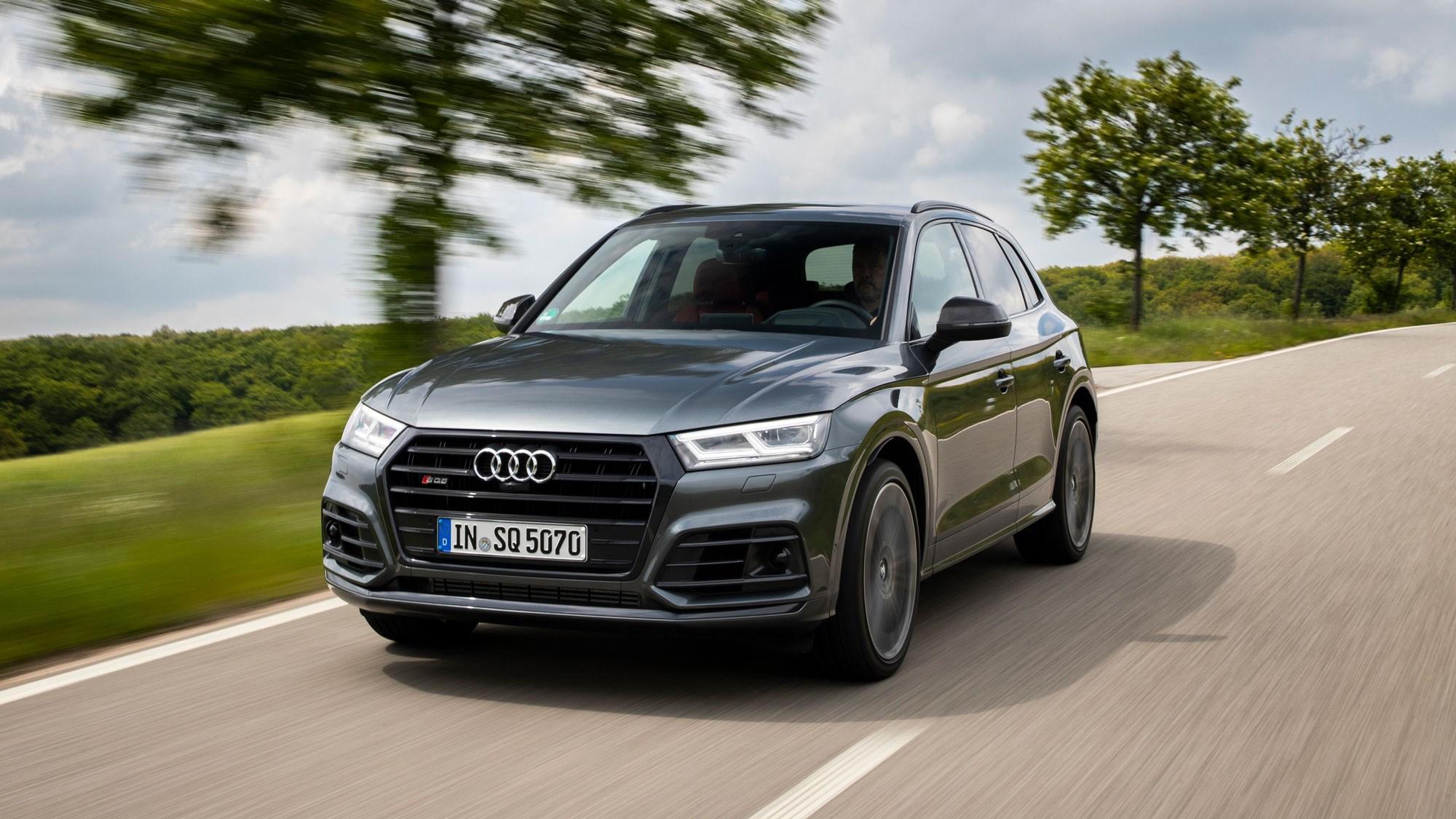 Kelebihan Audi Sq Spesifikasi