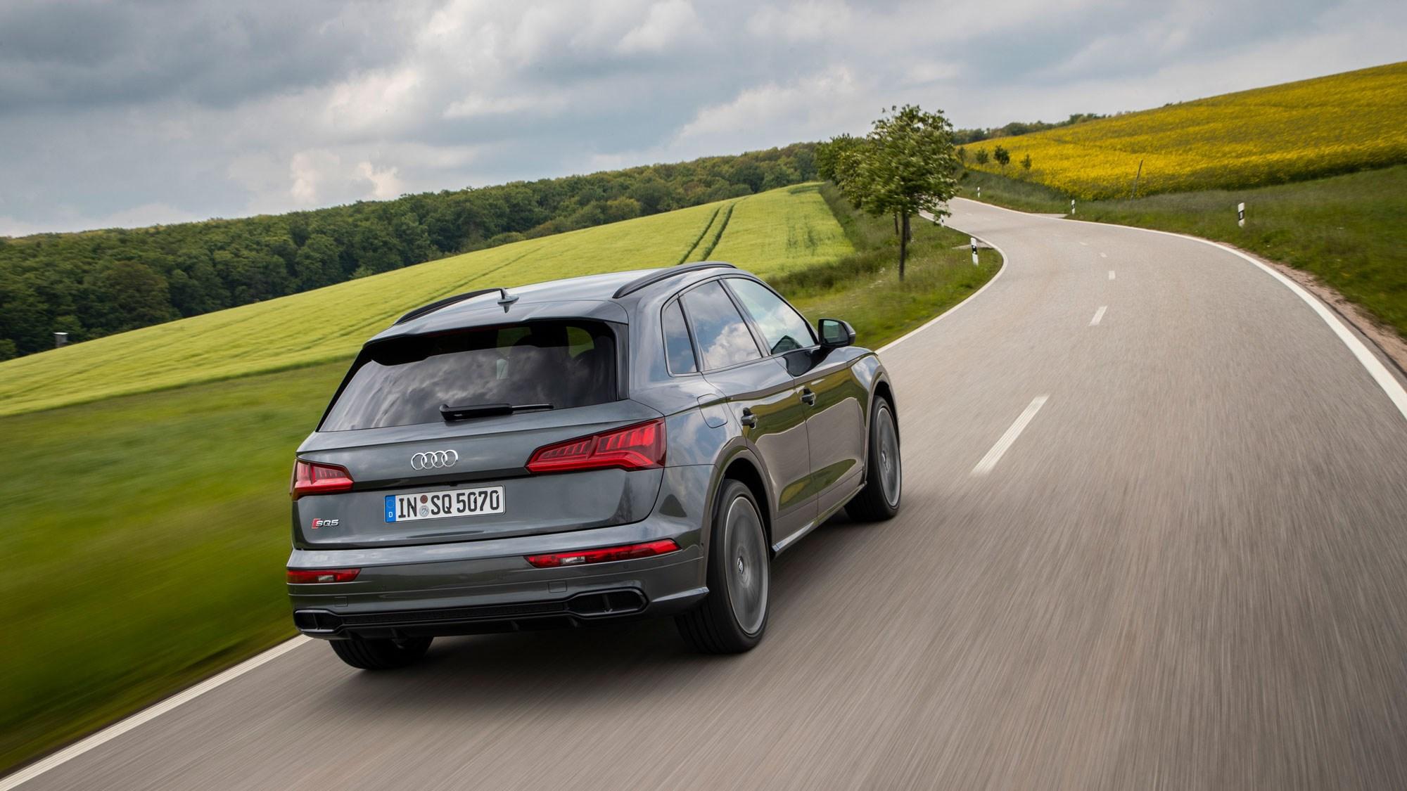 New Audi SQ5 review: derv returns | CAR Magazine