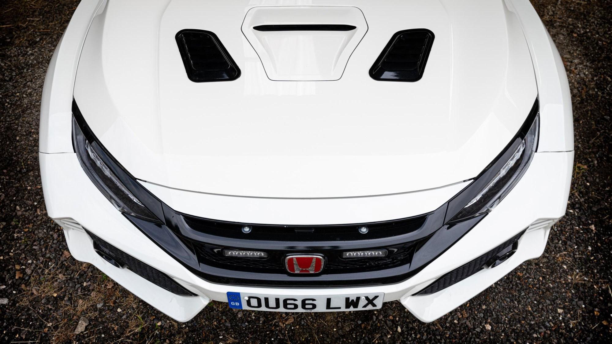 Honda Civic Rs >> Honda Reveals Rally And 400bhp Civic Type Rs Car Magazine
