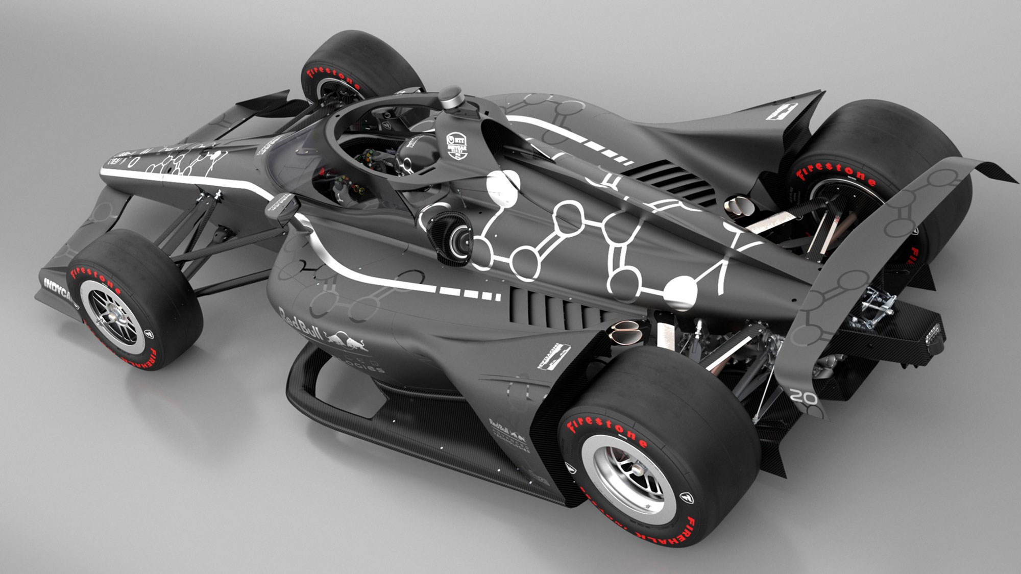 Red bull f1 2020 car