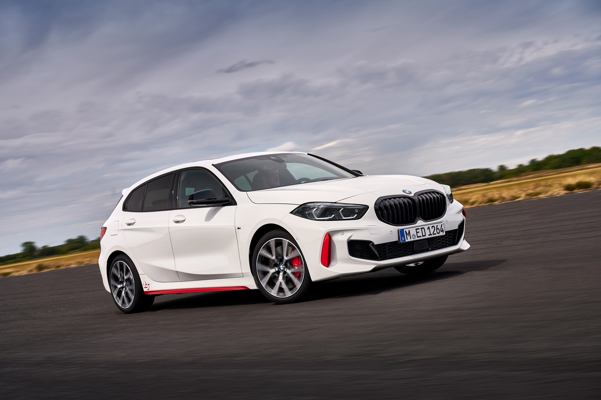 New Bmw 128ti Guns Straight For Hot Hatchback Heartland Car Magazine