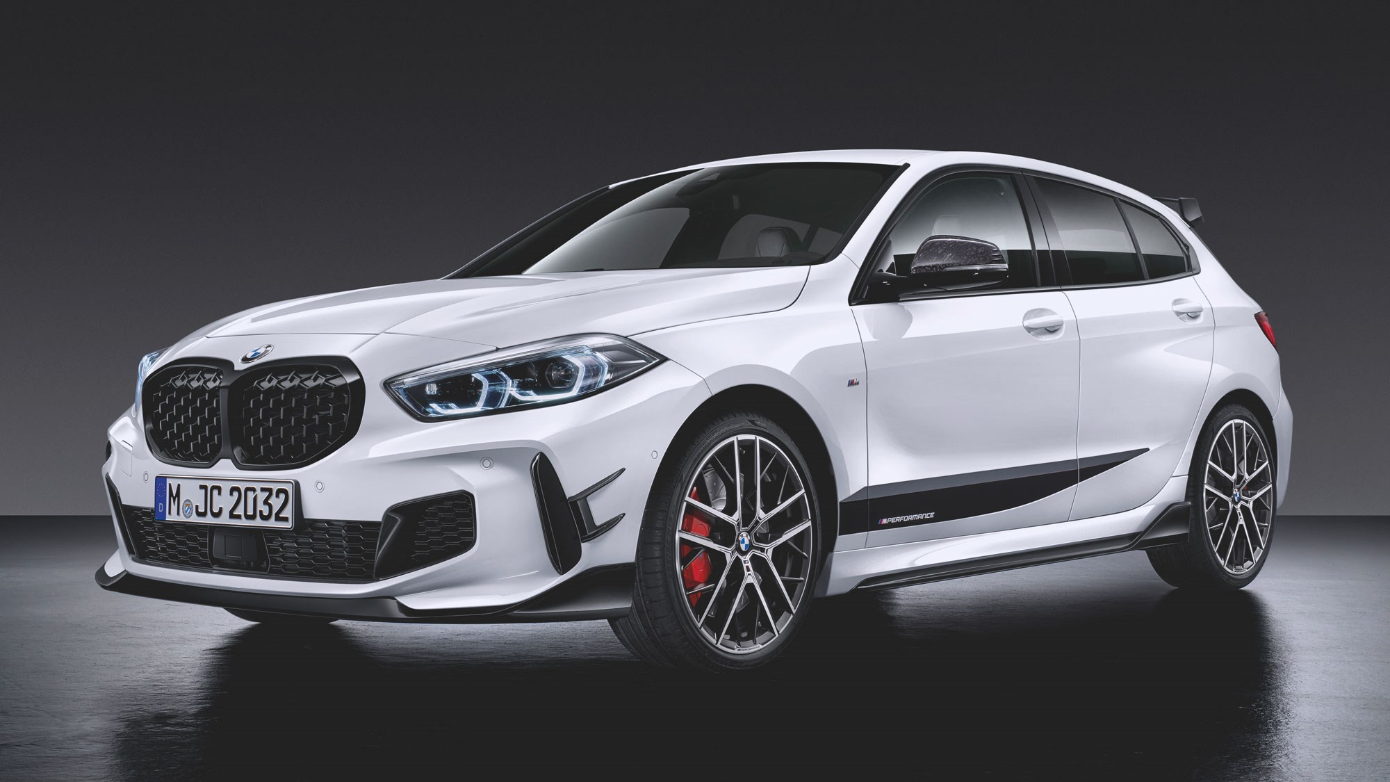 Bmw 1 Series >> New Bmw 1 Series M Performance Parts Revealed Car Magazine