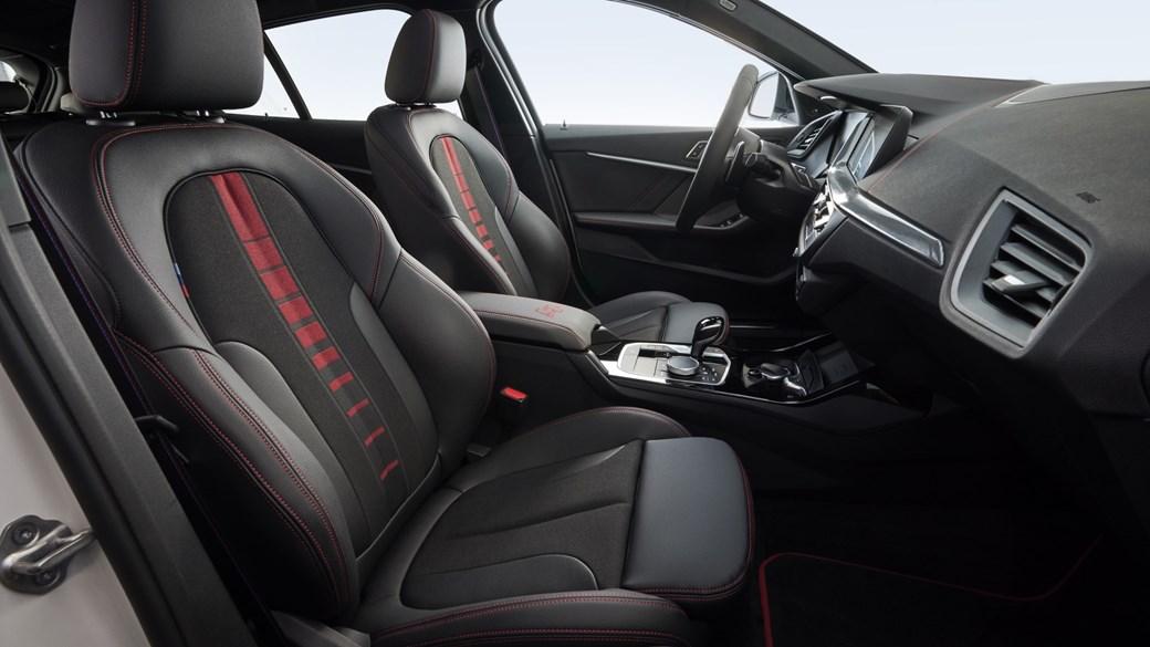 2020 BMW 1 Series 128ti - interior