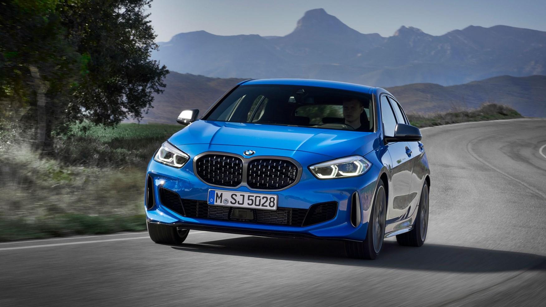BMW New London >> New BMW 1-series: M Performance parts revealed | CAR Magazine