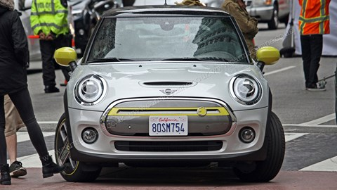 Mini Cooper S E: electric EV spotted