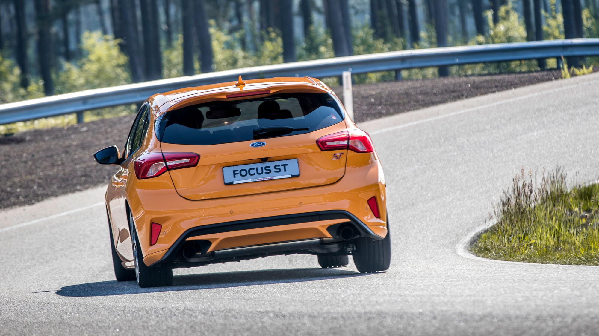 New Ford Focus St 2019 Review A Serious Golf Gti Rival Car Magazine