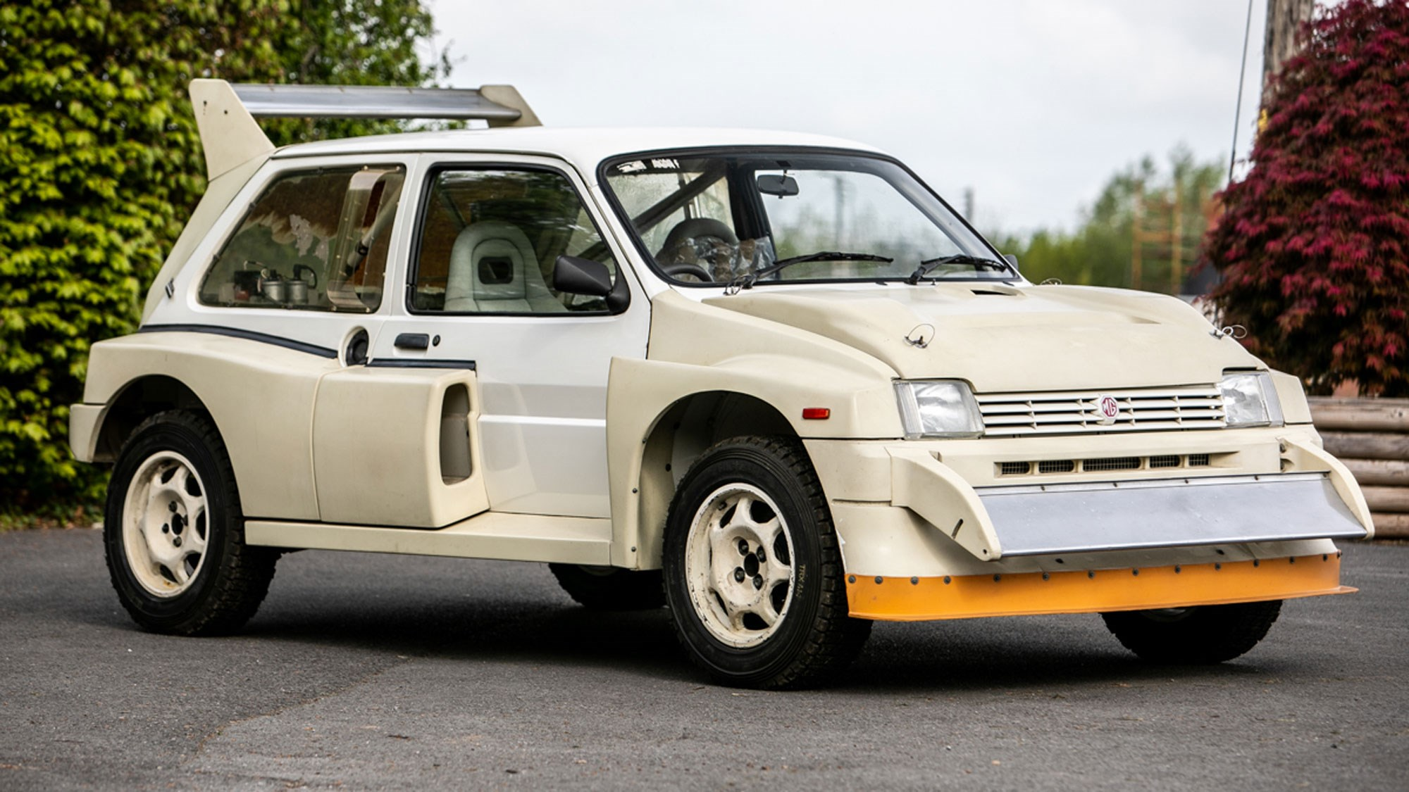 Metro 6R4: Pristine Group B Legend Up For Auction