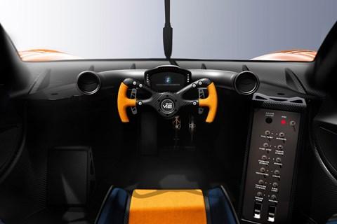 t50s interior