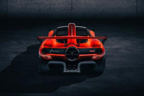 t50s rear
