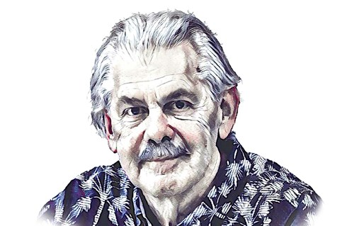 Gordon Murray headshot