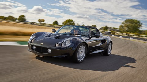 We drove Julian Thomson's personal Series 1 Lotus Elise for our 700th issue