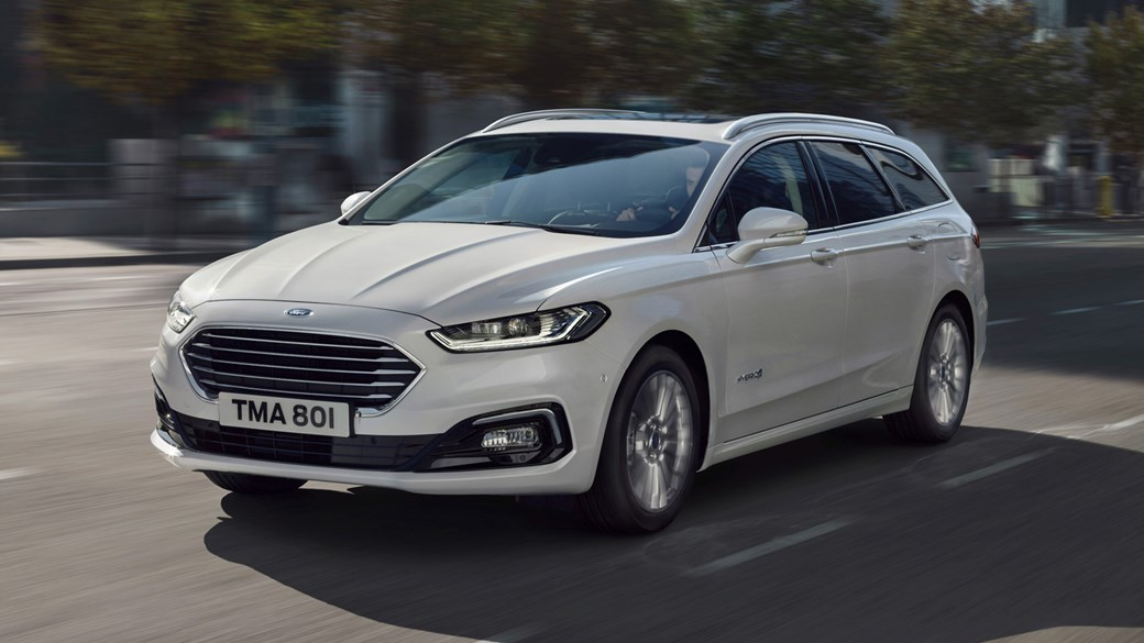 Ford Mondeo Hybrid Estate 2019 Review Must Try Harder Car Magazine