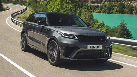 Range Rover Velar SVAutobiography Dynamic (2019) review: V8