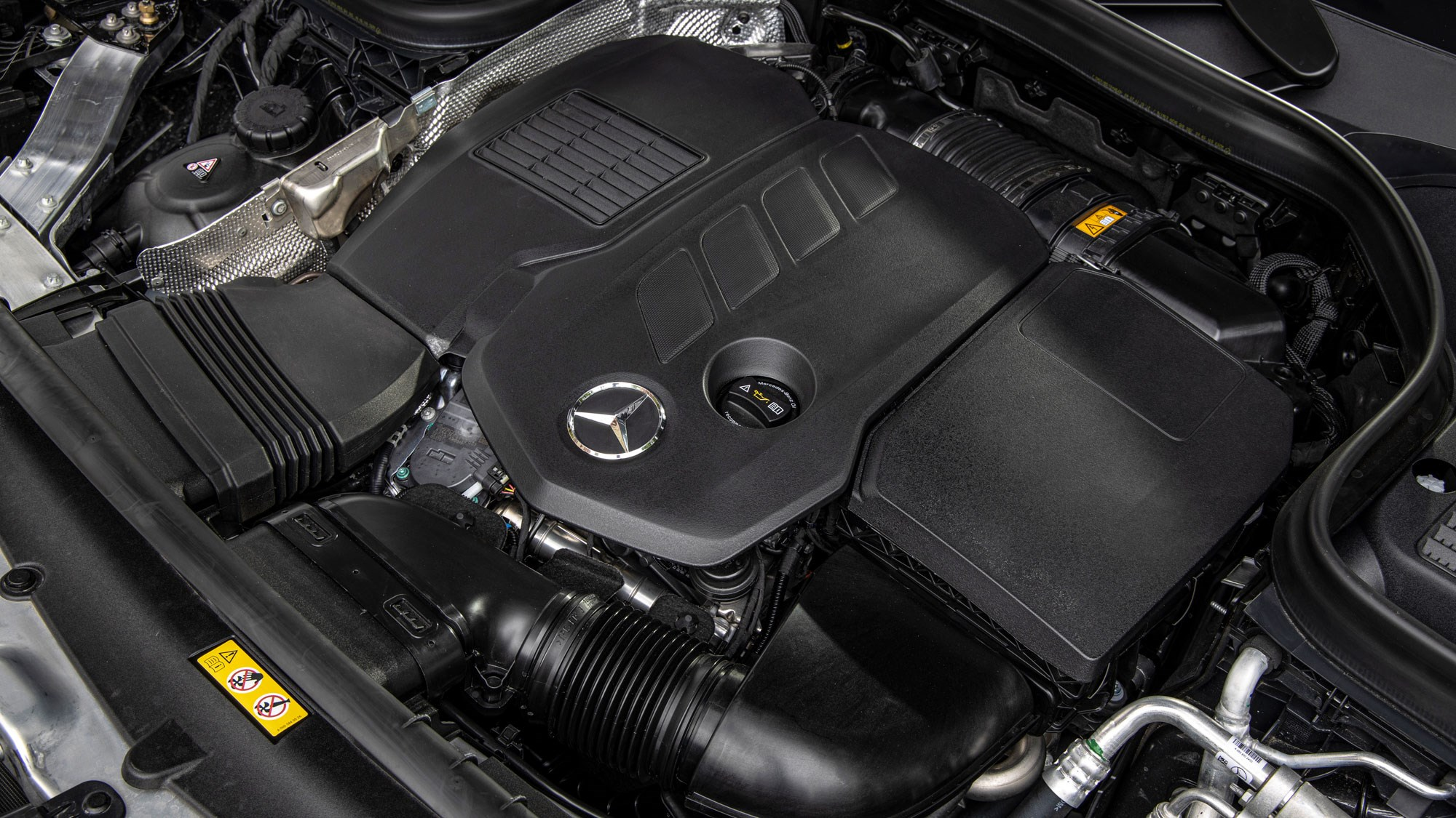 Mercedes-Benz GLC review: minor updates | CAR Magazine