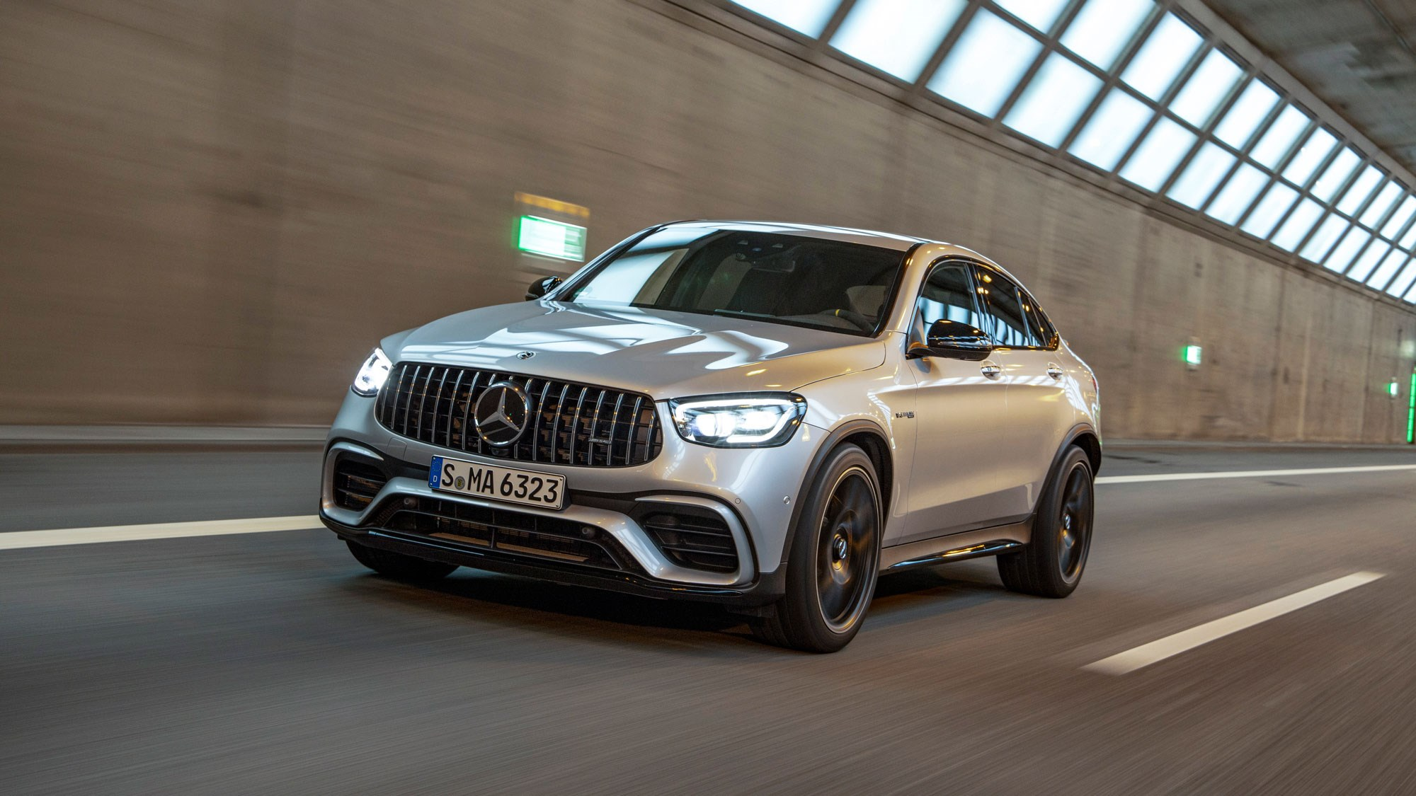 Mercedes Amg Glc 63 S Coupe Review Ballistically Powerful Car Magazine
