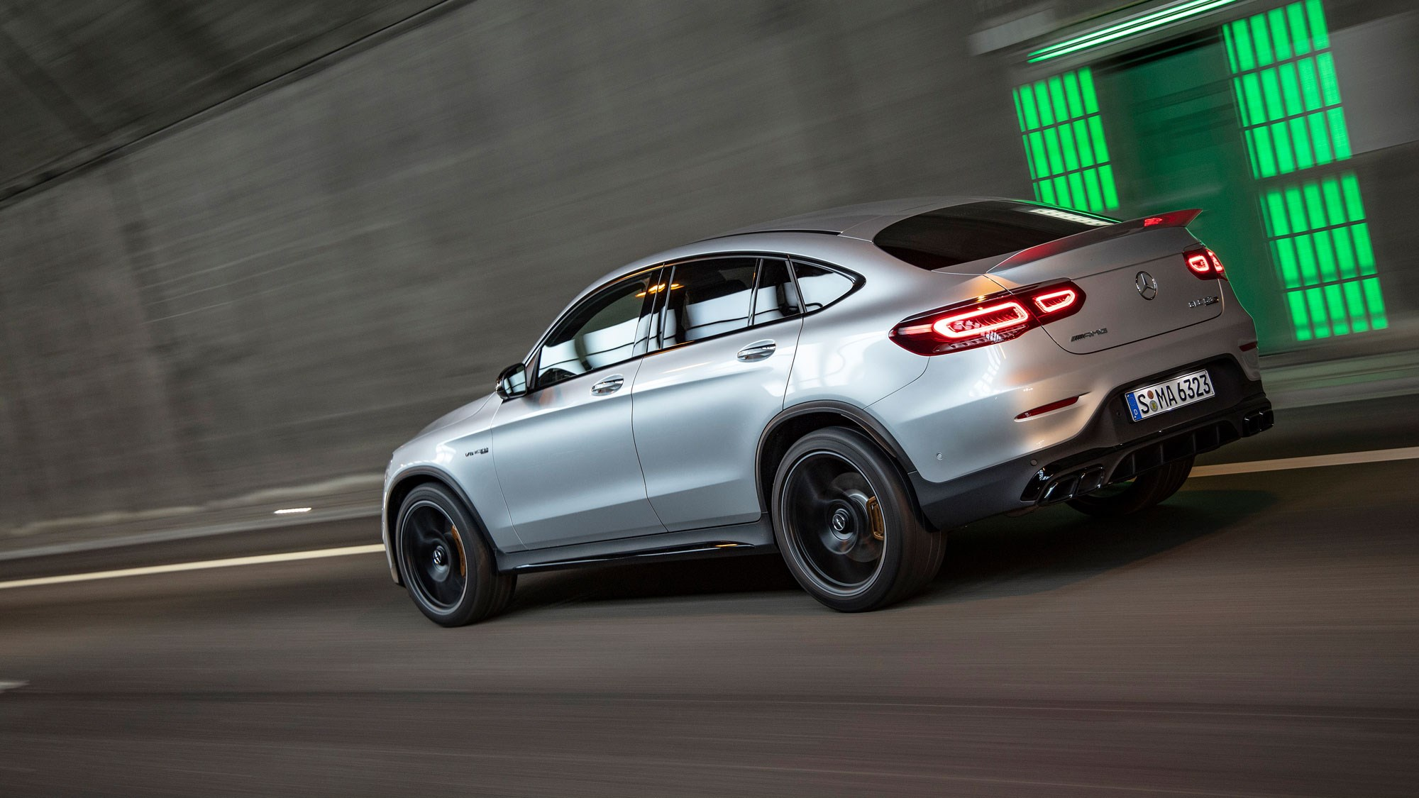 Mercedes Amg Glc 63 S Coupe Review Ballistically Powerful Car