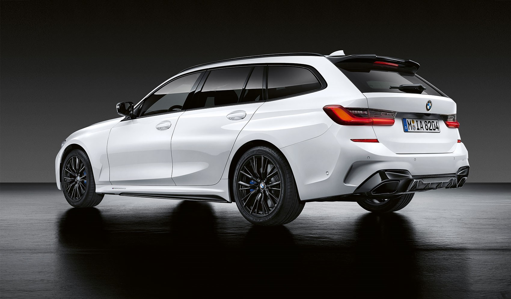 New Bmw 3 Series Touring M Performance Parts For The Fast