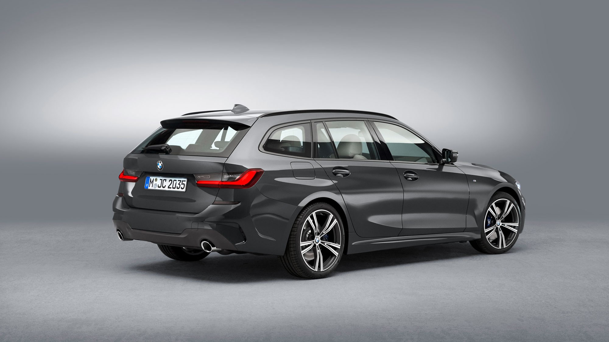 New Bmw 3 Series Touring M Performance Parts For The Fast Estate