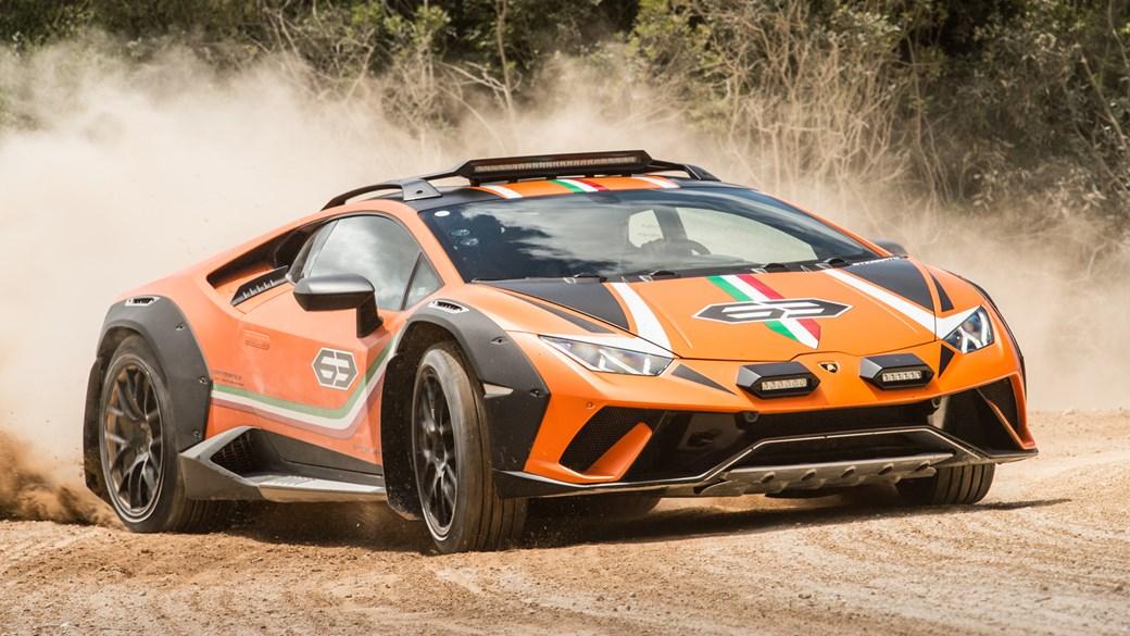 Image result for Lamborghini Huracán Sterrato