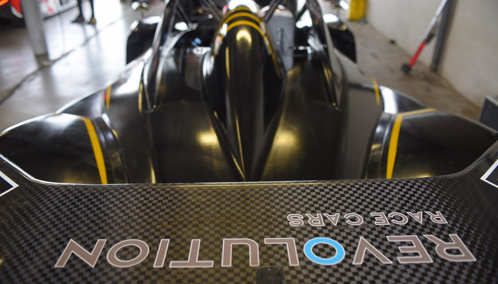 Revolution A-One rear wing