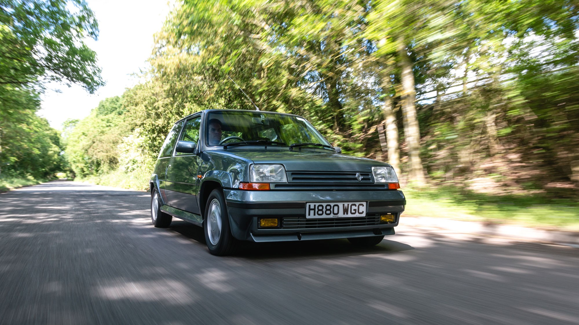 Driving The Classics Renault 5 Gt Turbo Review Car Magazine
