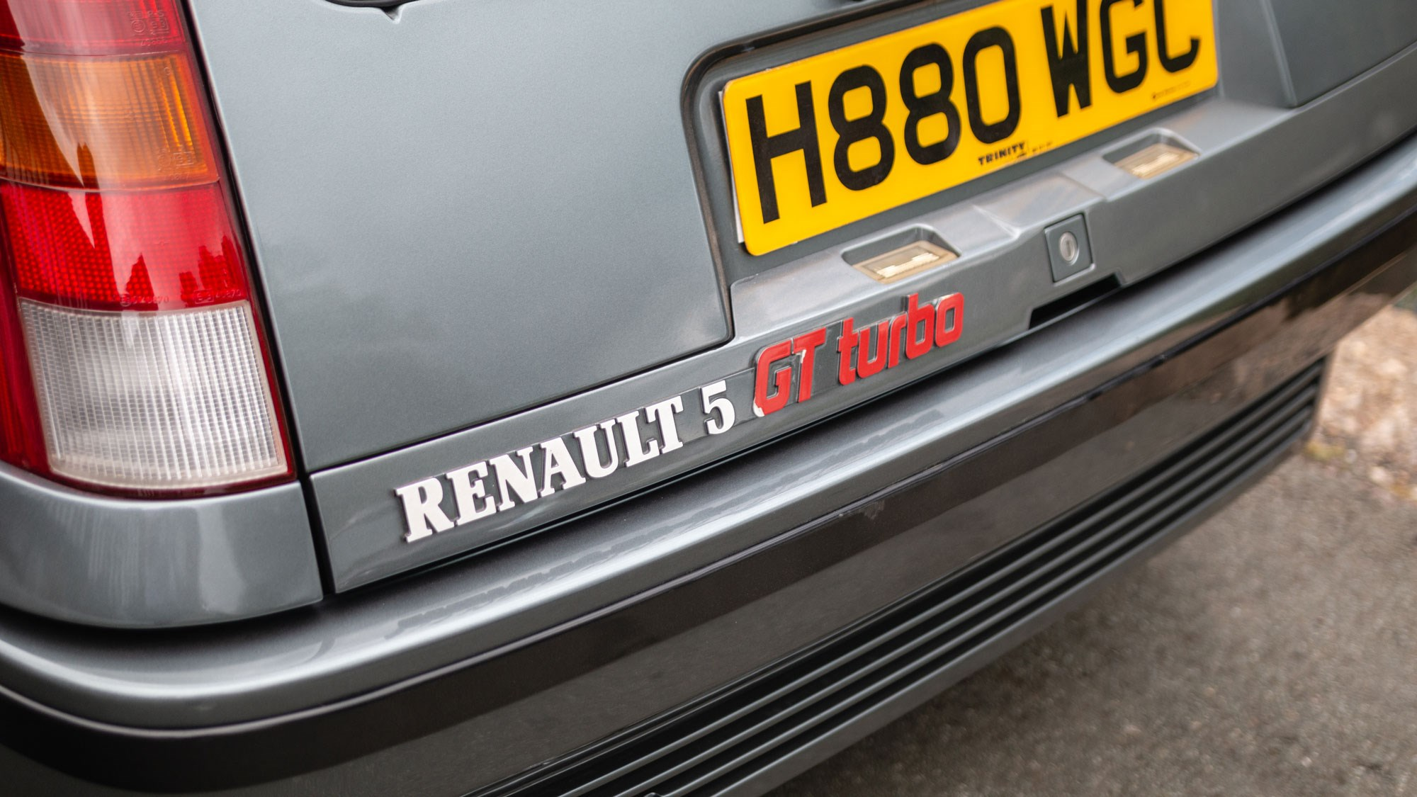 Driving the classics: Renault 5 GT Turbo review | CAR Magazine