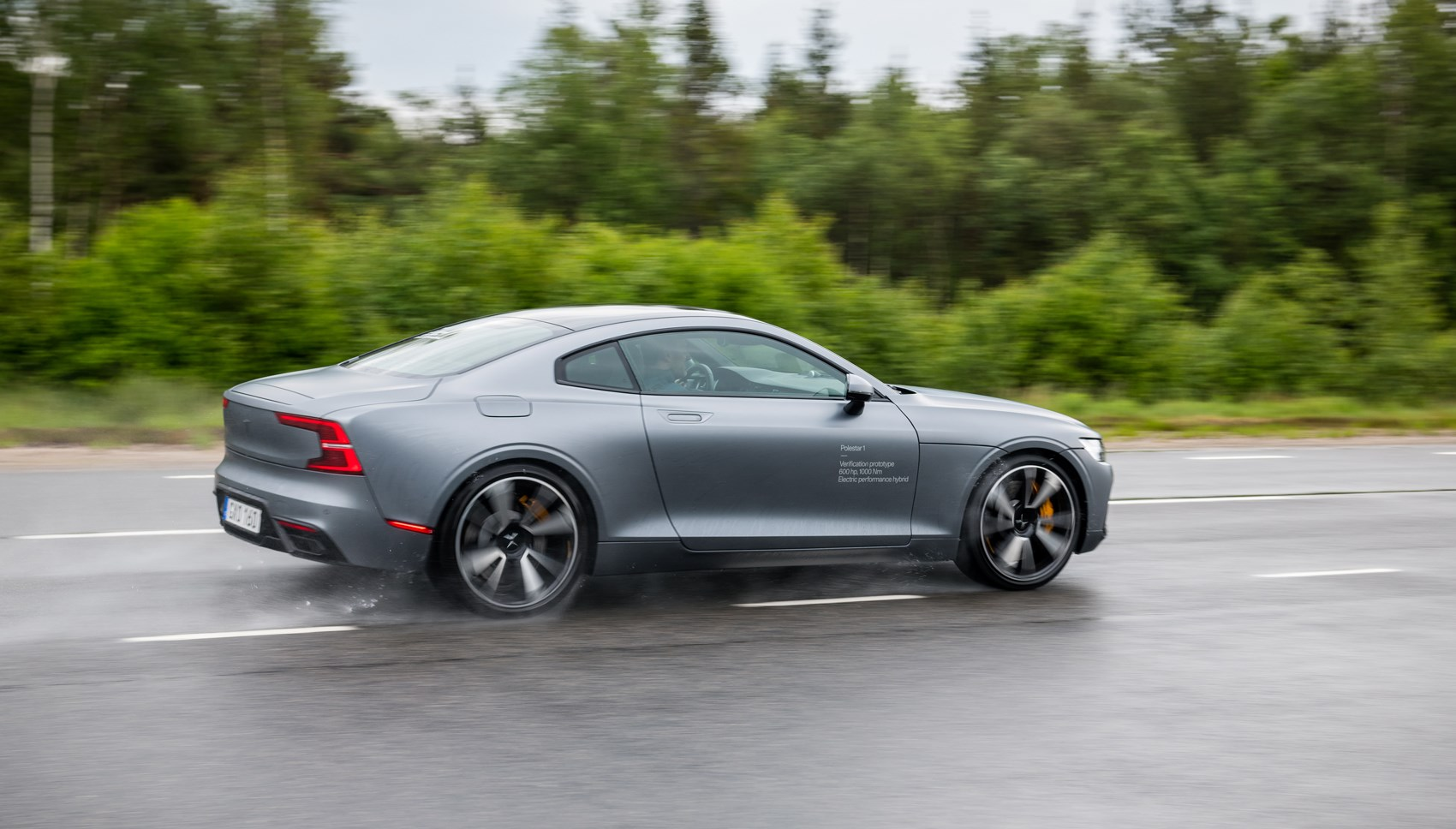 Polestar 1 review: our prototype drive