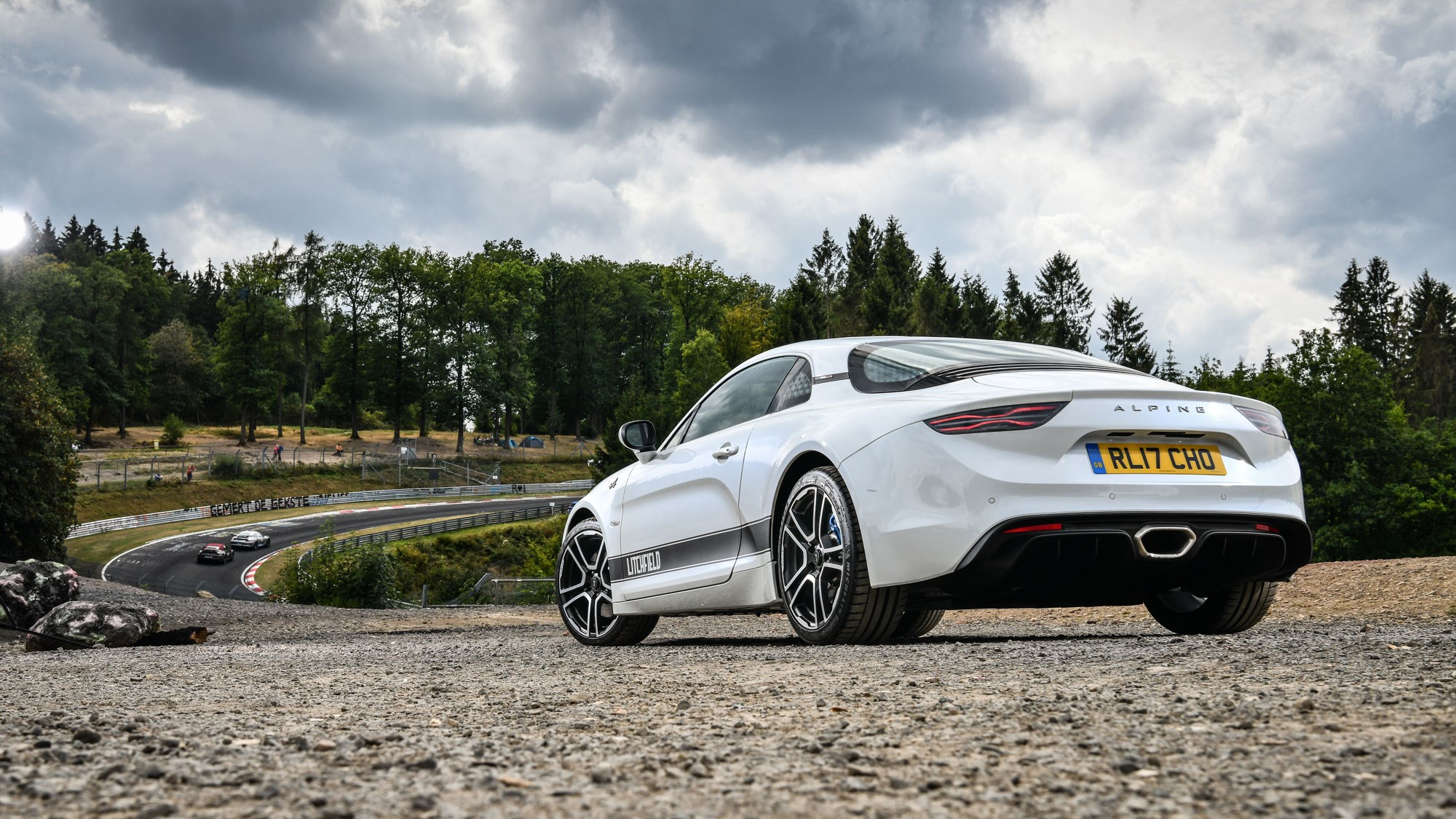 Alpine A110 review: we test the Litchfield upgrade