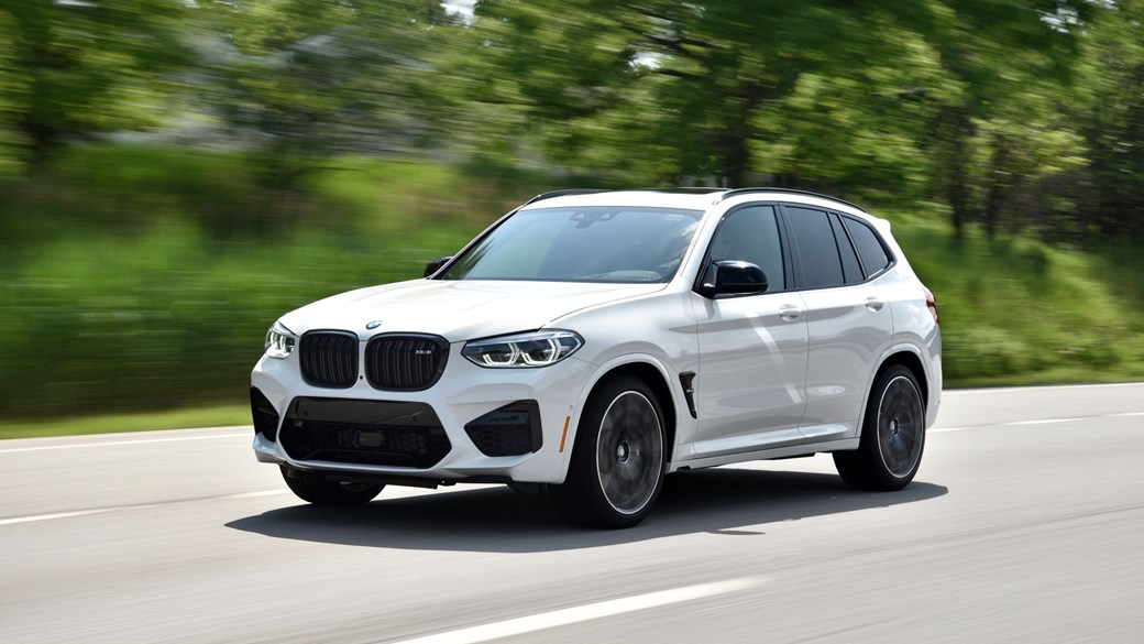 BMW X3 M Competition review | CAR Magazine