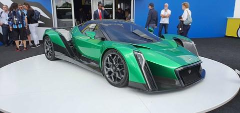 Dendrobium D1 makes Le Mans debut