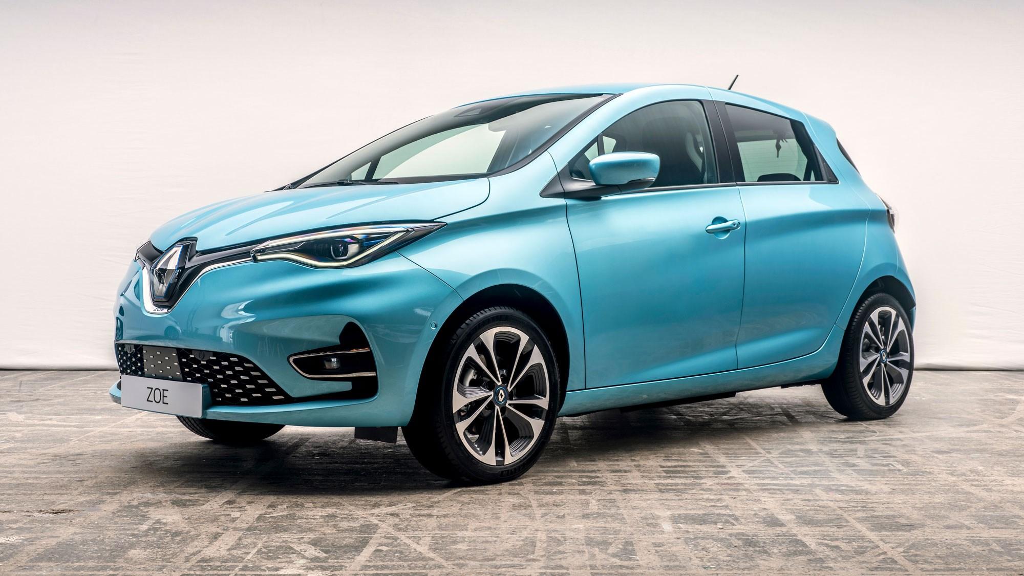Image result for Renault Zoe EV