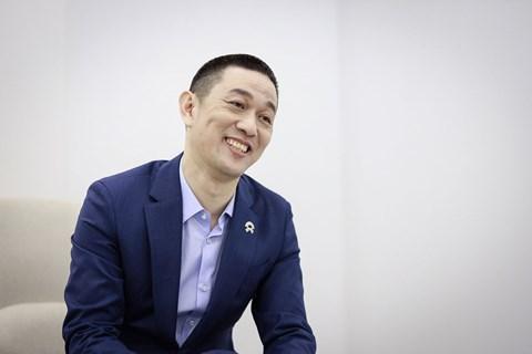 Nio founder William Li, interviewed by CAR magazine in Shanghai