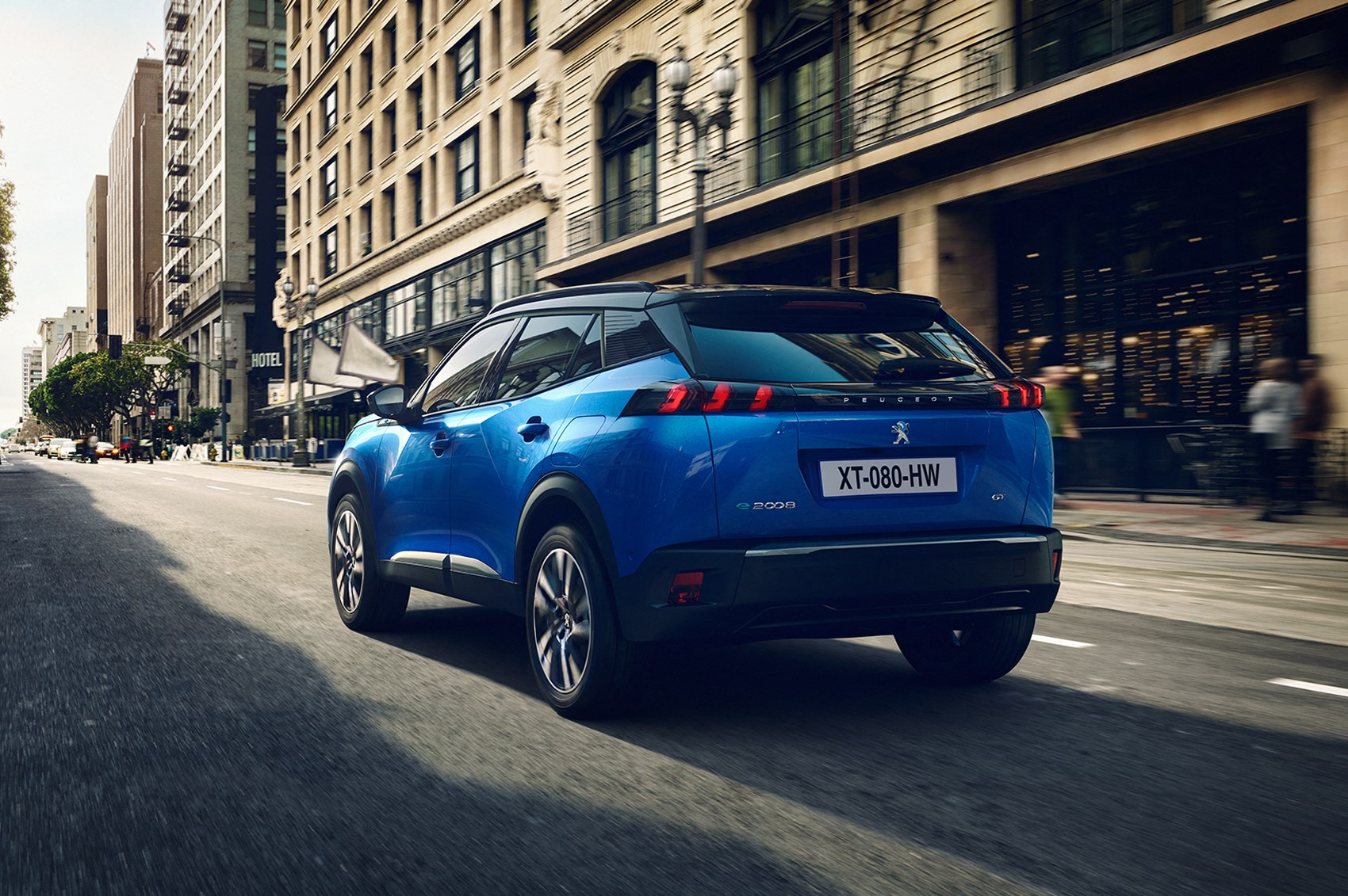 New Peugeot 2008 2019 S On Trend Crossover Arrives Car