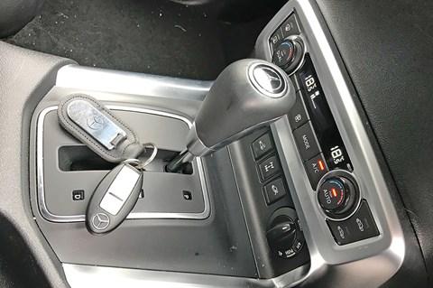 Mercedes X-Class: Nissan bits aplenty?