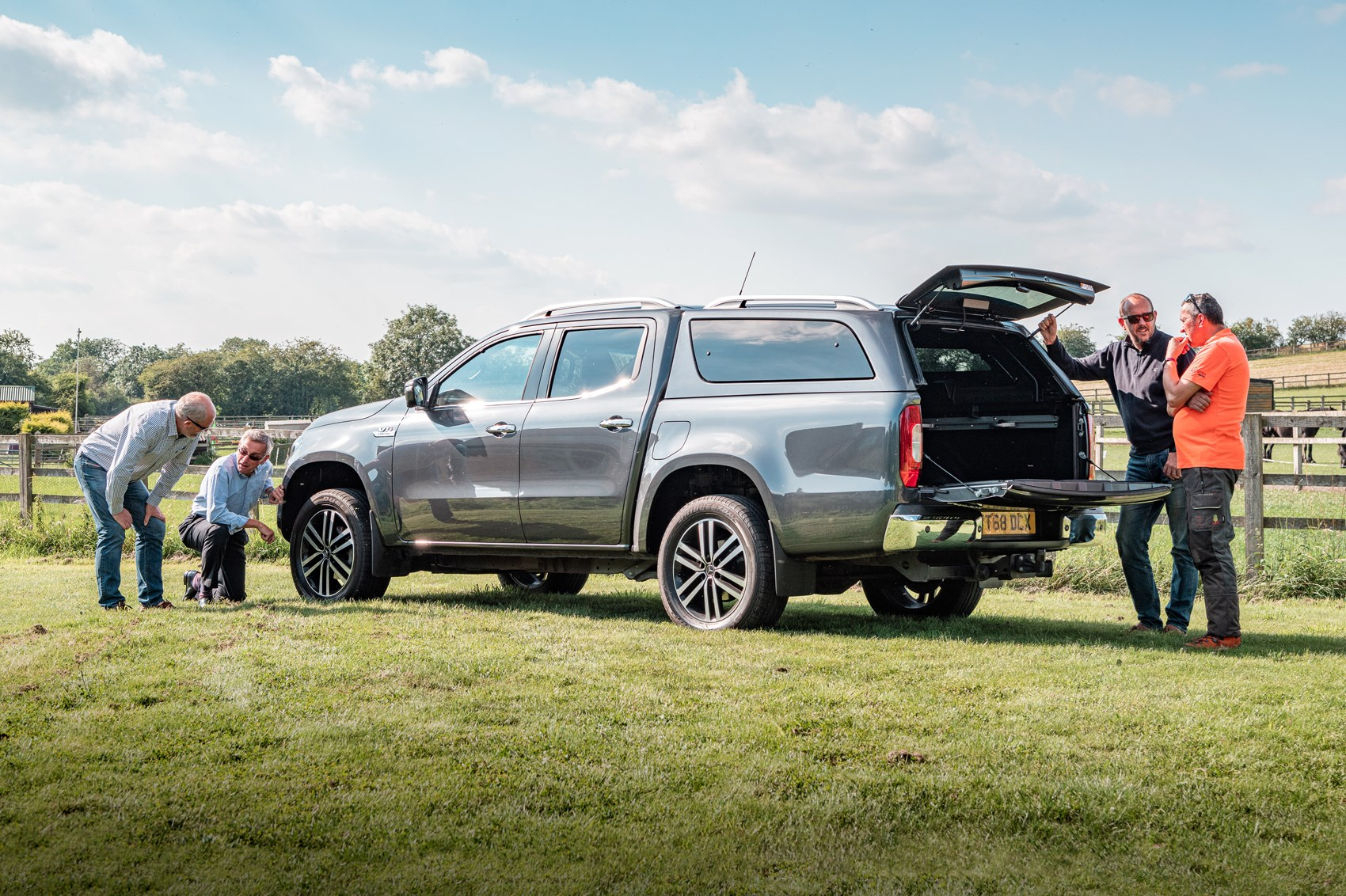 Our Mercedes X-Class long-termer: you drive our car