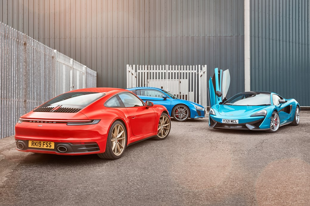 Best sports cars group