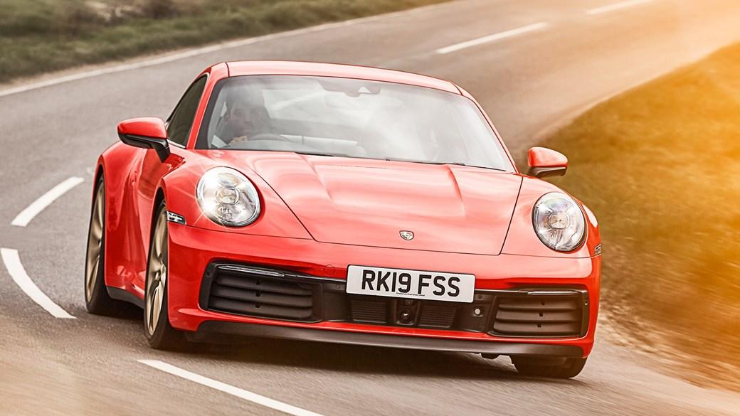 Best sports cars 2019: new Porsche 911 vs rivals