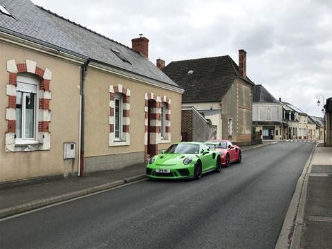 Teloche classic Porsche Le Mans