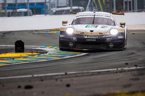 Porsche 911 RSR 2019 Le Mans