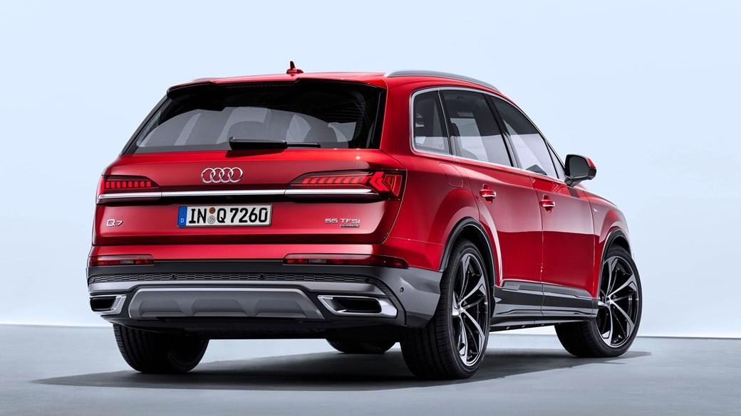 Audi Q7 Restyling (2019) 4