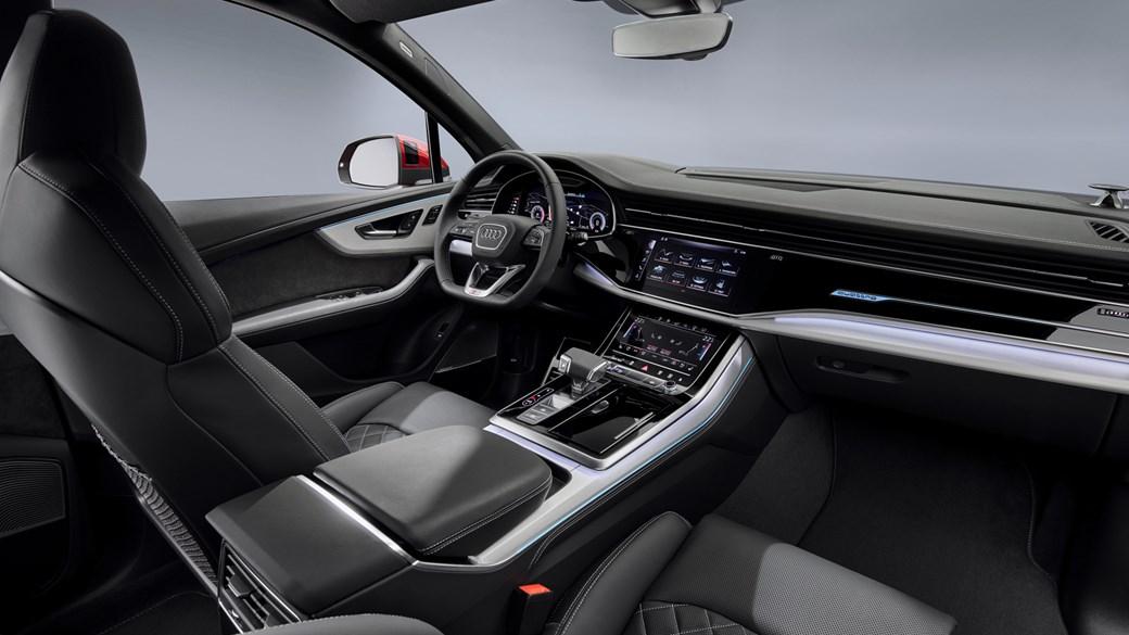 Audi Q7 Restyling (2019) 9