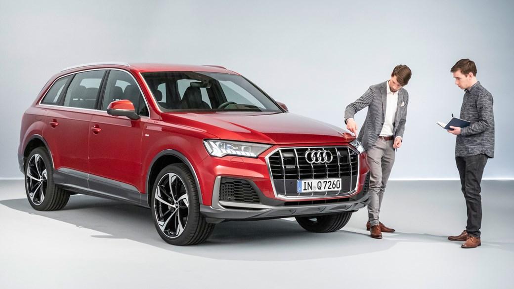 Audi Q7 Restyling (2019) 5