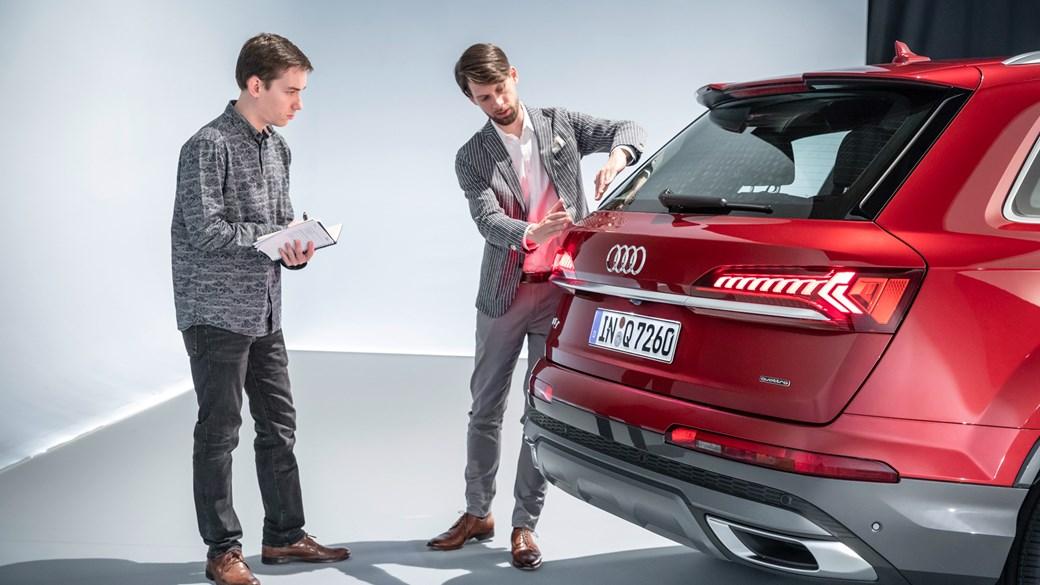 Audi Q7 Restyling (2019) 6