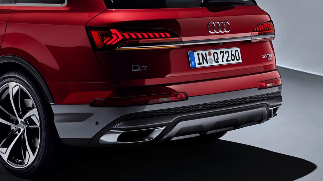 Audi Q7 Restyling (2019) 8