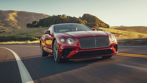 Bentley Continental Gt V8 Review Less Is More Car Magazine