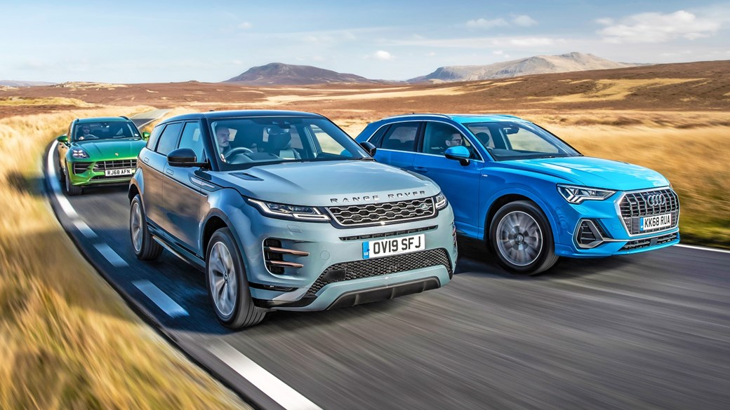 Best Small Suv 2019 Uk The Top New Crossovers And Compact 4x4s