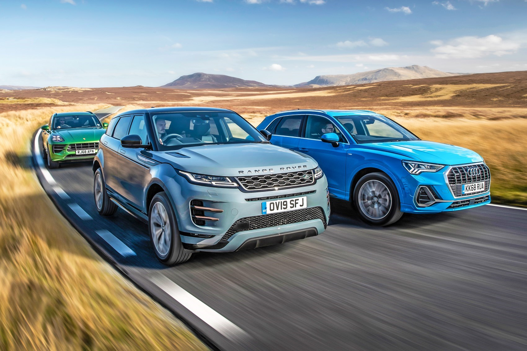 Best Small Suv 2019 Uk The Top Crossovers And Compact