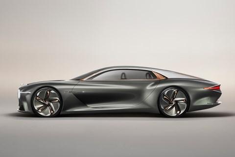 EXP 100 GT side