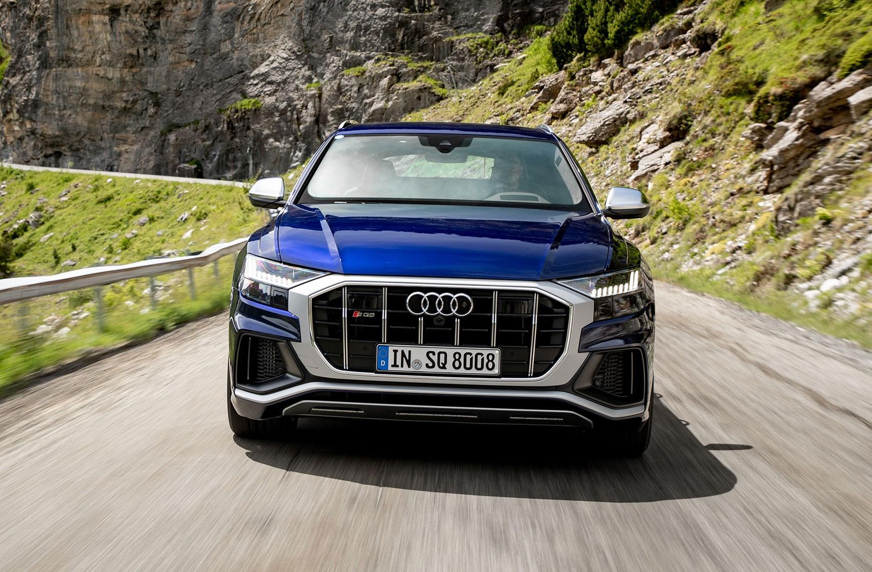 Audi SQ8 review | CAR Magazine