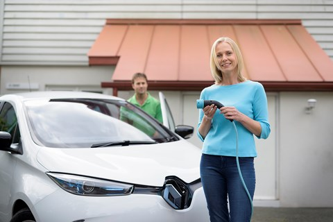Company car tax and electric cars (EVs)